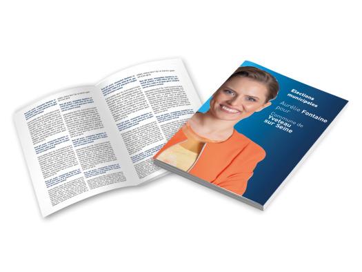PROFESSIONS DE FOI 4 PAGES FORMAT A4 FERMÉ