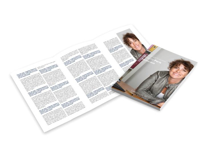 PROFESSIONS DE FOI 6 PAGES FORMAT A4 FERMÉ